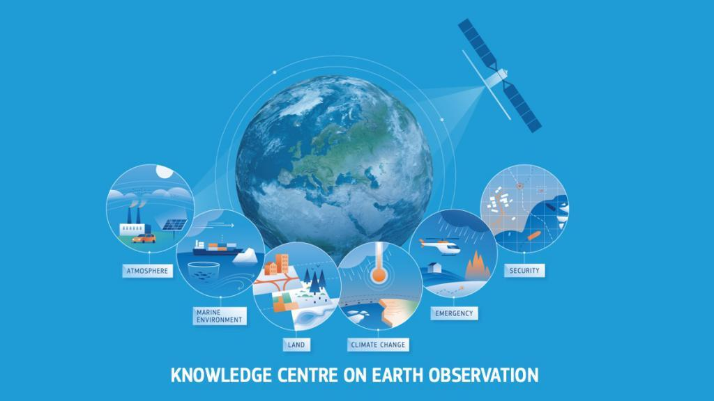 News: Invitation to the launch of the Knowledge Centre on Earth Observation
