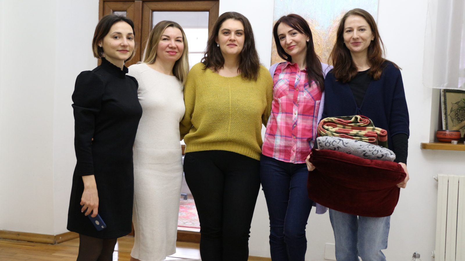 EU4Youth: alumni project hosts Mothers Club in Moldova
