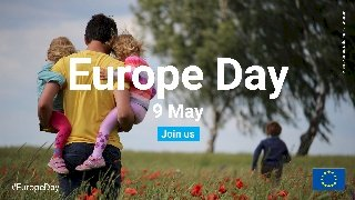#EuropeDay 🇪🇺On 9 May we celebrate peace🕊️and unity in Europe. It is the anniversary of Robert Schuman's speech in Paris in 1950 where he set out his idea for a new form of political cooperation in Europe making war between Europe's nations unthinkable. ➡️https://t.co/Anga74YEV4 https://t.co/KJ0IFgDUNY