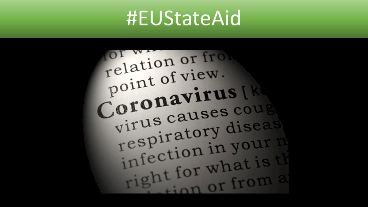 #EUStateAid #UnitedAgainstCoronavirus Commission 🇪🇺 approves €1.9 billion Czech 🇨🇿 scheme to support companies in context of coronavirus outbreak⬇️ https://t.co/NsCFBDL2bg https://t.co/XnXtiOxenI