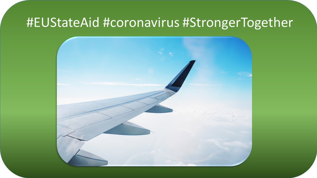 #EUStateAid Commission 🇪🇺 approves €12.835 million Italian 🇮🇹 aid measure to compensate Alitalia for further damages suffered due to coronavirus outbreak ⬇️ https://t.co/R6SwhbczIx https://t.co/Xqy8aRT4tn