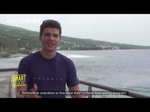 Smart Regions: monitoring meteorological impact of La Reunion in the Indian Ocean-full episode